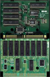 Printed Circuit Board for The King of Fighters '98 - The Slugfest / King of Fighters '98 - dream match never ends.