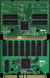 Printed Circuit Board for The King of Fighters 10th Anniversary 2005 Unique.