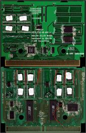 Printed Circuit Board for The King of Fighters 2002 Plus.
