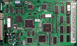 Printed Circuit Board for The King of Fighters 2003.