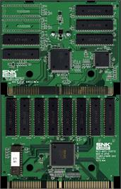 Printed Circuit Board for The King of Fighters 2004 Ultra Plus.