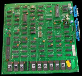 Printed Circuit Board for Three Ds - Three Dealers Casino House.
