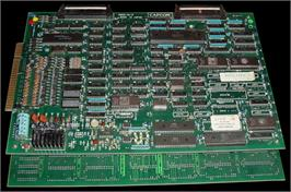 Printed Circuit Board for Tiger Road.
