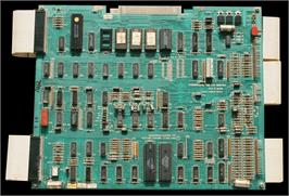 Printed Circuit Board for Timber.