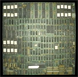 Printed Circuit Board for Toobin'.