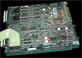 Printed Circuit Board for Top Speed.