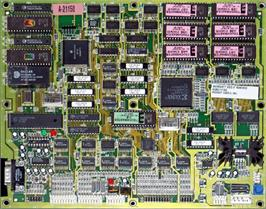Printed Circuit Board for Touchmaster 3000.