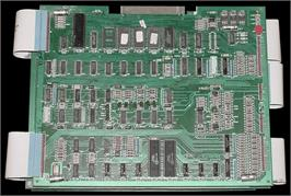 Printed Circuit Board for Tron.