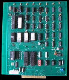 Printed Circuit Board for Turbo Poker 2.