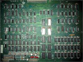Printed Circuit Board for Turkey Shoot.
