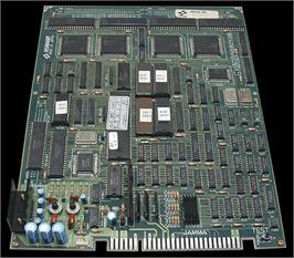 Printed Circuit Board for TwinBee.