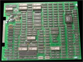 Printed Circuit Board for Twin Action.
