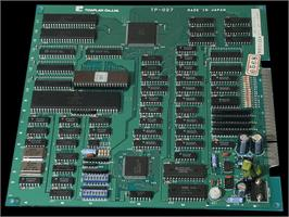 Printed Circuit Board for V-Five.