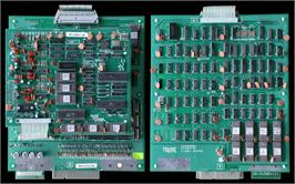 Printed Circuit Board for Victorious Nine.