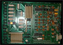 Printed Circuit Board for Video Eight Ball.
