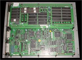 Printed Circuit Board for Virtua Fighter 2.