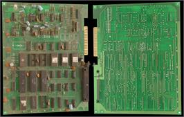 Printed Circuit Board for World Tennis.