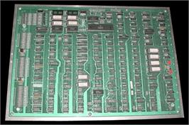 Printed Circuit Board for Xenophobe.