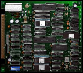 Printed Circuit Board for Xyonix.