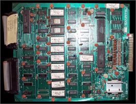 Printed Circuit Board for Yachtsman.