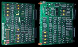 Printed Circuit Board for Youma Ninpou Chou.