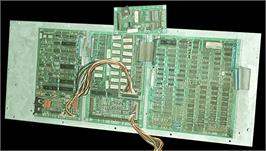 Printed Circuit Board for Zarzon.