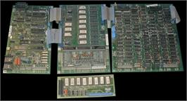 Printed Circuit Board for Zoo Keeper.