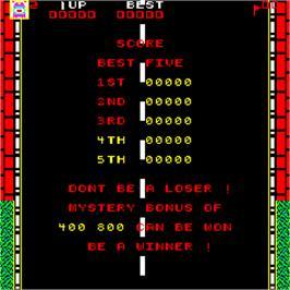 Highway Chase - Arcade - Games Database