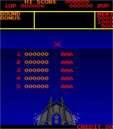 High Score Screen for Yamato.