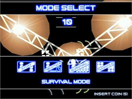 Select Screen for Dead or Alive 2 Millennium.