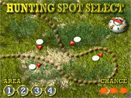 Select Screen for Deer Hunting USA V2.