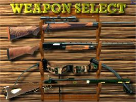 Select Screen for Deer Hunting USA V4.2.