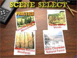 Select Screen for Deer Hunting USA V4.3.