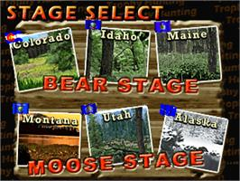 Select Screen for Trophy Hunting - Bear & Moose V1.0.
