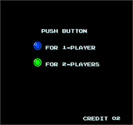 Select Screen for Vs. Super Mario Bros..