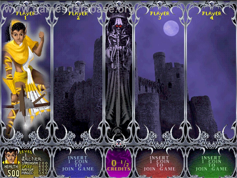 playstation series gauntlet gauntlet ii gauntlet dark legacy video