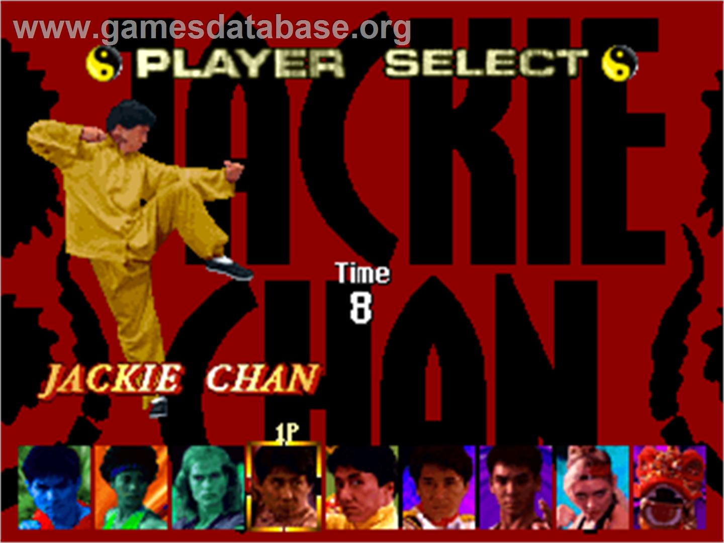 Jackie chan fists of fire