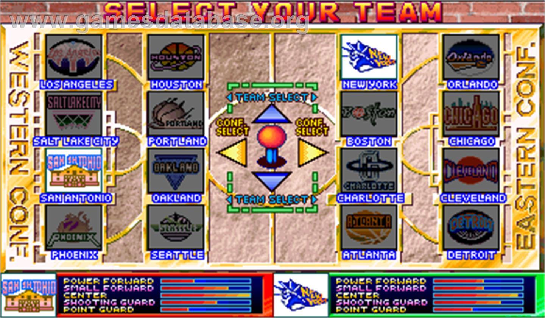 run and gun game by konami