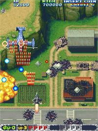 In game image of Akuu Gallet on the Arcade.