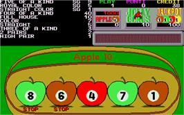 In game image of Apple 10 on the Arcade.