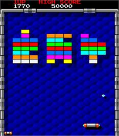 In game image of Block on the Arcade.