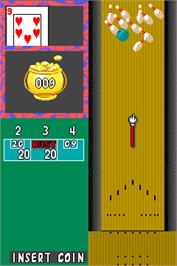 In game image of Bowl-O-Rama on the Arcade.