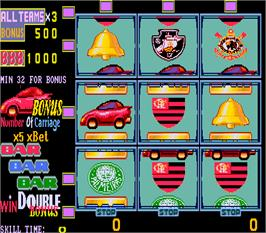 In game image of Carriage Bonus 2002 on the Arcade.