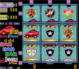 In game image of Carriage Bonus 2003 on the Arcade.