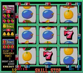 In game image of Cherry Gold I on the Arcade.