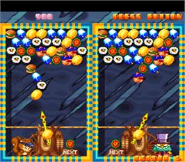 In game image of Cookie & Bibi 3 on the Arcade.