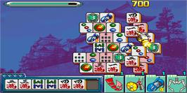 In game image of Dragon World 2001 on the Arcade.