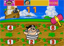 In game image of Exciting Animal Land Jr. on the Arcade.