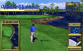 In game image of Golden Tee '98 Tournament on the Arcade.