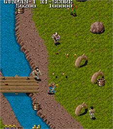 Gun Smoke Arcade Games Database